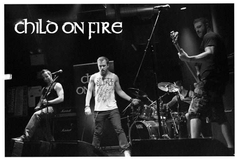 Bild der Band CHILD ON FIRE
